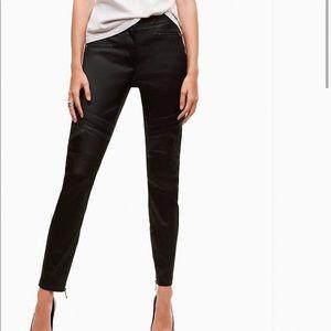 NWT Talula moto black pants !!!